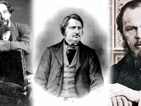 Balzac toplumun, Dickens ailenin, Dostoyevski bireyin yazarı