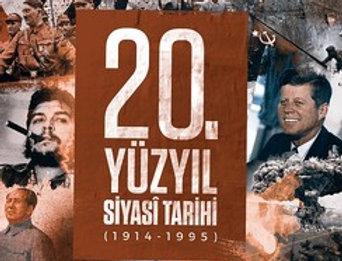 20. Yüzyıl Siyasi Tarihi