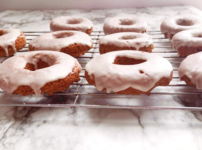 The Best baked donuts!
