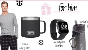 *GIFT GUIDE: For Him