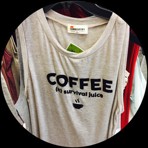 COFFEE=SURVIVAL JUICE