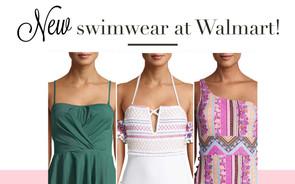 Adorable New swimwear at Walmart!