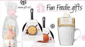*GIFT GUIDE: Food!!!!