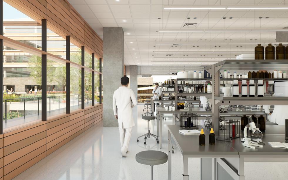 780,000 SF of Class-A Tech-Forward Workspaces