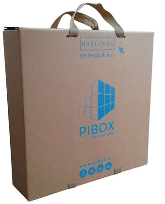 Maleta Transporte Pibox®