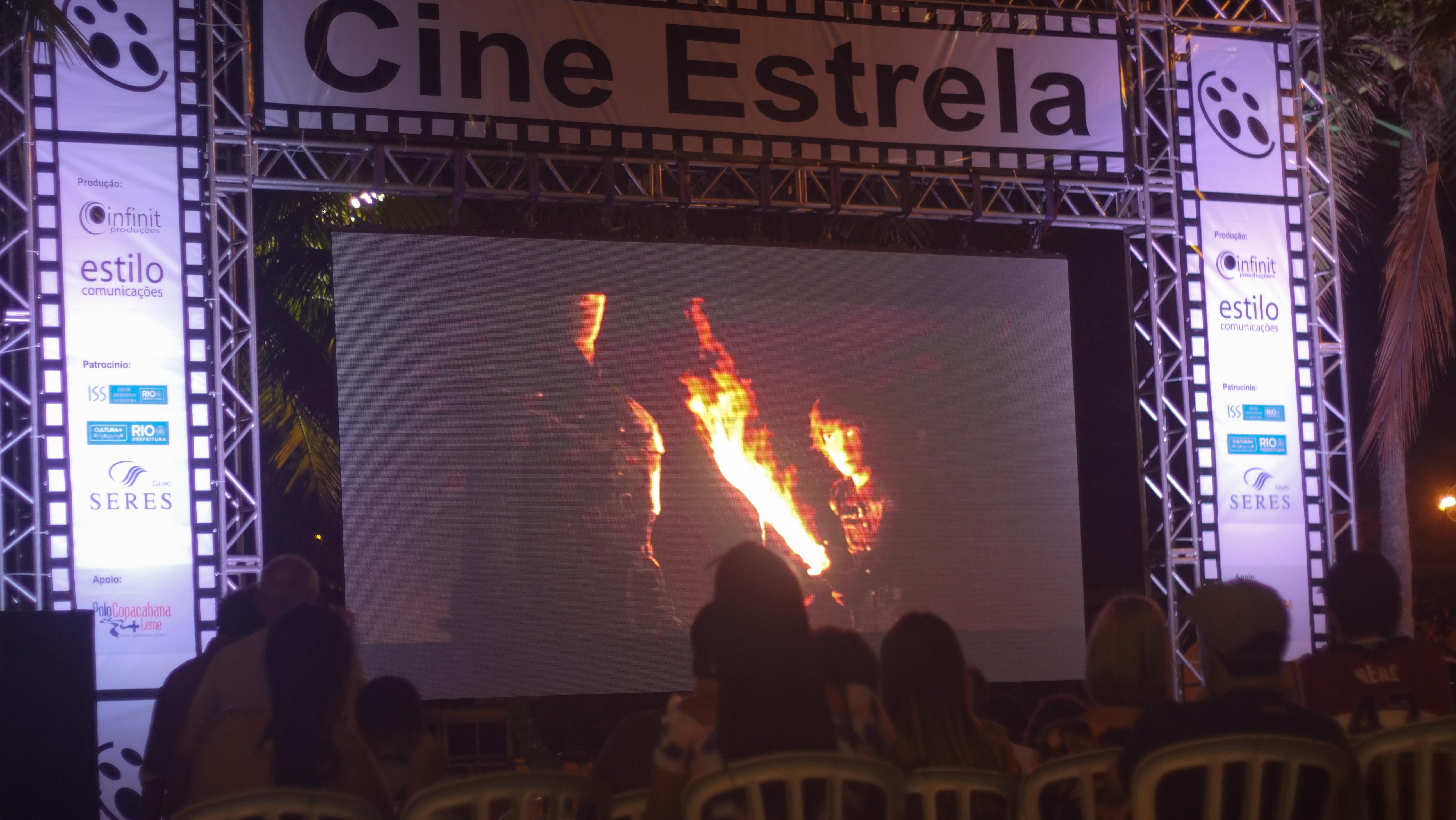 cine estrela Leme 2019