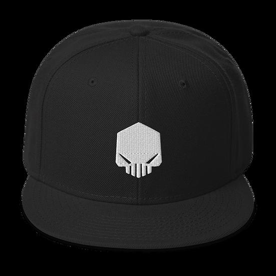 Dark Silence Emblem Snapback Hat