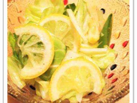 季節のレシピと食材豆知識