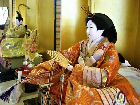 加賀のひな人形