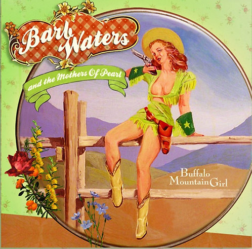 Buffalo Mountain Girl CD