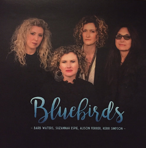 Bluebirds CD