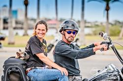 Bike Week Couple