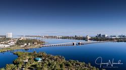 Halifax River Aerial