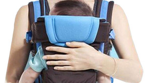 Adjustable Baby Carrier Cum Kangaroo Bag/Baby Carry Sling/Back/Front Carrier  from Chinmay Kids