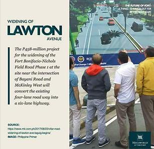 Lawton Avenue Road Widening