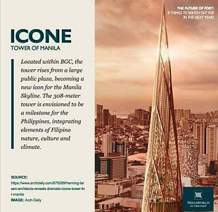 Icone Tower in BGC