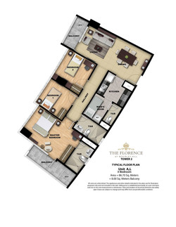 Tower 2 3BR