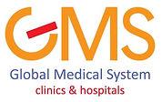 GMS клиника логотип