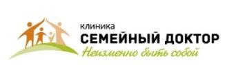 клиника Семейный доктор логотип