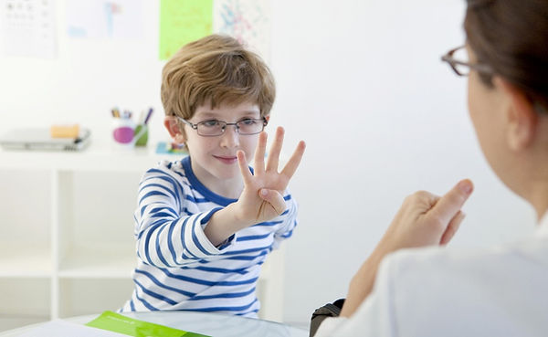 детский нейропсихолог