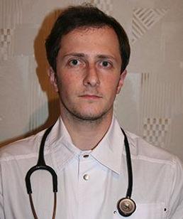 эпилептолог Гольцман Кирилл Ефимович фото