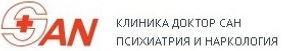 """лучший психологический центр СПБ """"Доктор Сан"""" - логотип"""