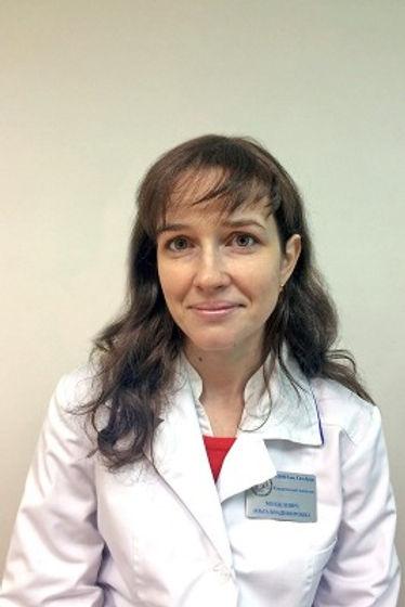 Нейропсихолог Менделеевич Ольга