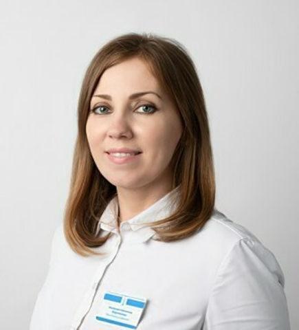 дерматолог Азарова Евгения Сергеевна фото