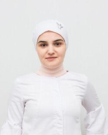 Врач гинеколог Базарова Залха Нураддин