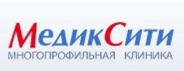 клиника МедикСити логотип