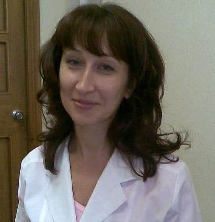 Врач гинеколог Ревнивцева Екатерина Борисовна