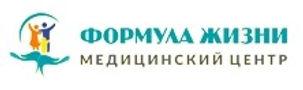Медицинский центр формула жизни - логотип