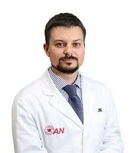 эпилептолог Белясник Андрей Сергеевич фото