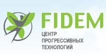 Мед центр Фидем лого
