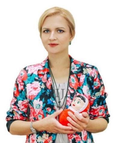 логопед Буфетова Ирина Валерьевна фото