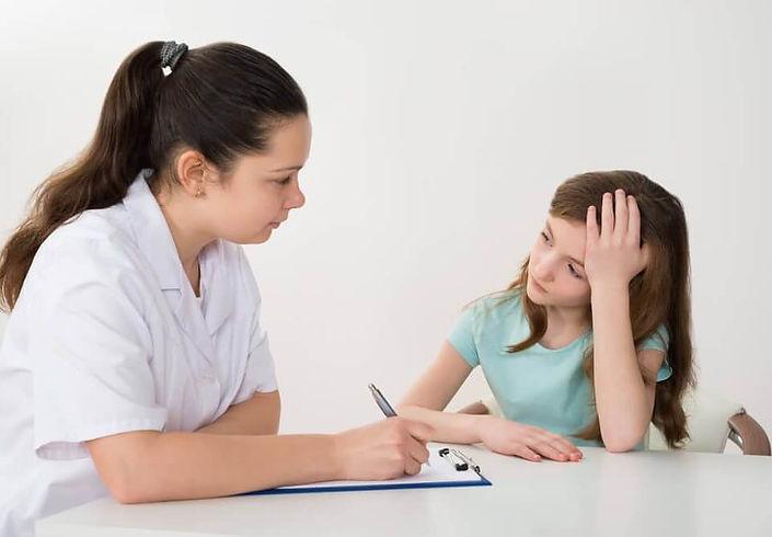 прием детского психиатра
