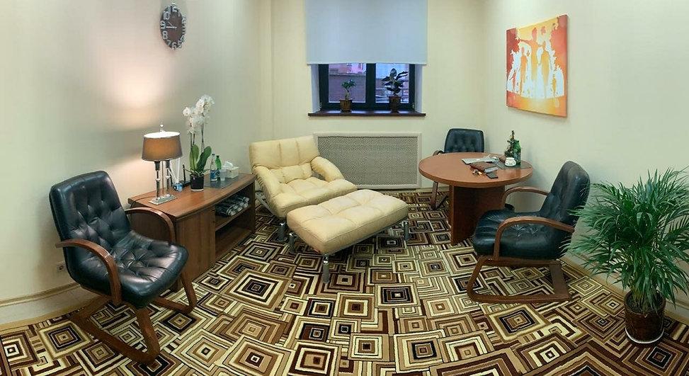 Фото кабинета психолога Лемешовой