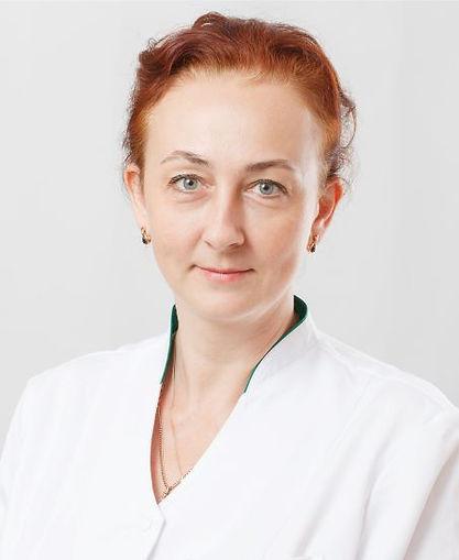 Врач гинеколог Семенчева Ирина Евгеньевна