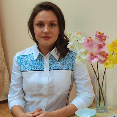 Психолог Горская - фото