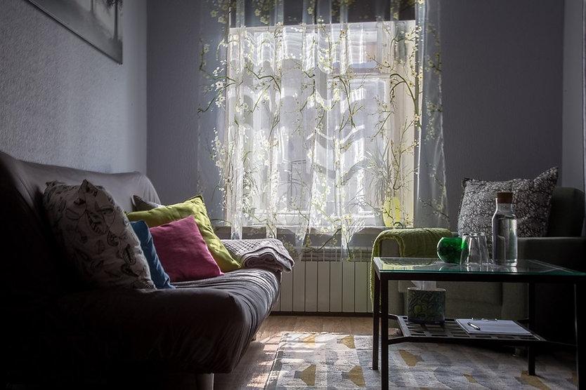 Кабинет психотерапевта Тюленинова