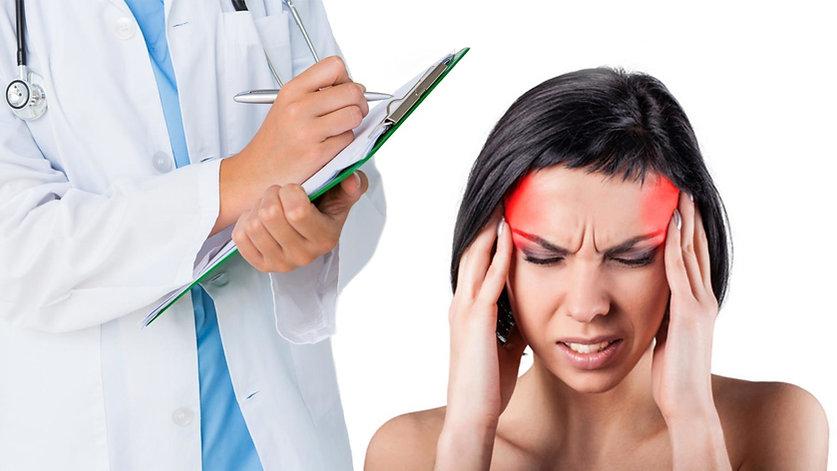 Головная боль - повод посетить невролога