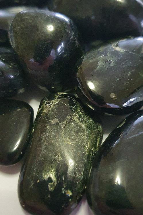 Diopside - Black/Green