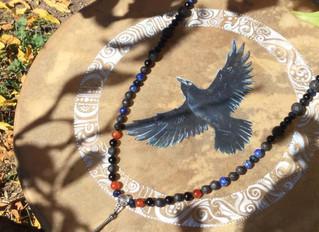 Crow Mala