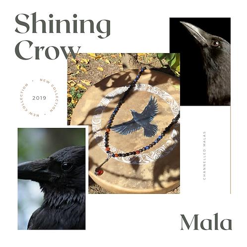 SOLD - Shinning Crow Mala