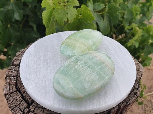 Pistachio Calcite Soapstone