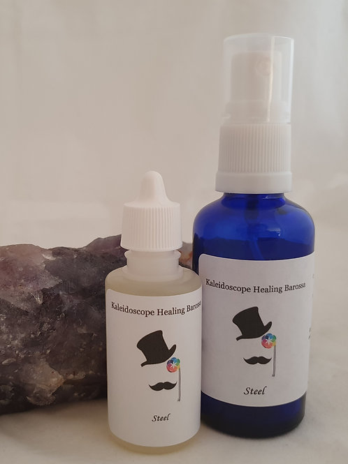 Steel - Mens Aftershave Spray & Cologne