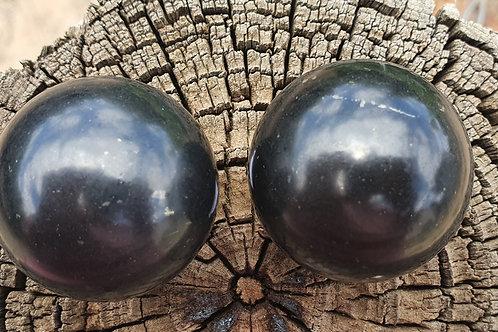 Shungite Sphere - Sml #484