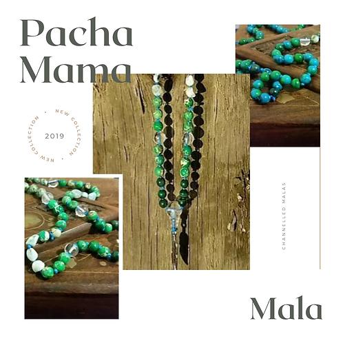 SOLD - Pacha Mama Mala