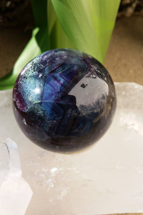 50mm Fluorite Sphere #4