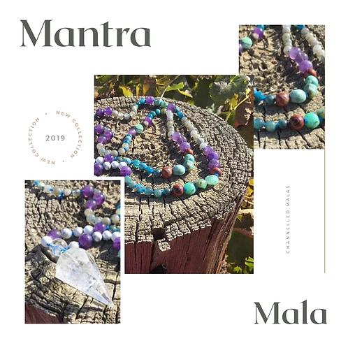SOLD - Mantra Mala